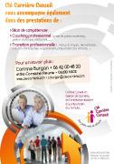 Flyer Clé Carrière Conseil